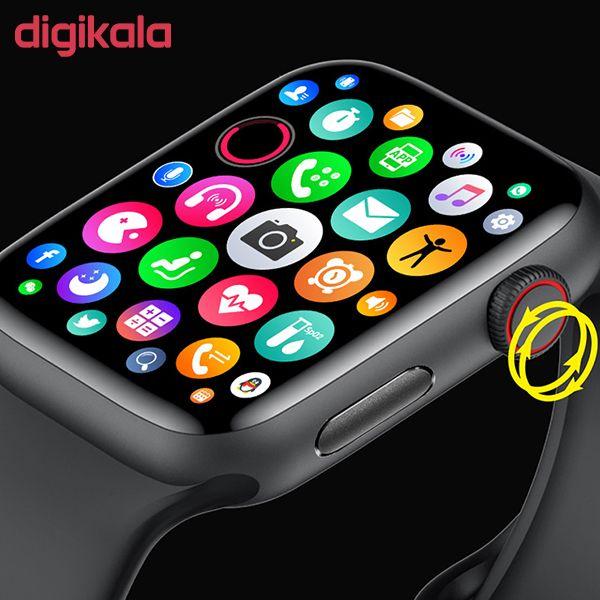 ساعت هوشمند دات کاما مدل MC72 pro main 1 9