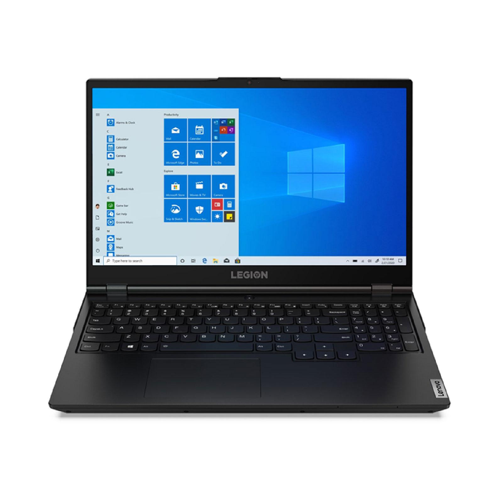 لپ تاپ 15.6 اینچ لنوو مدل Legion 5 - ZH - NB