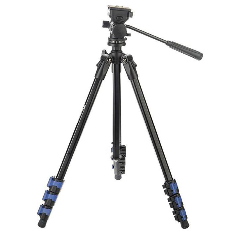 بررسی و {خرید با تخفیف} سه پایه دوربین ویفنگ مدل WF5315H اصل