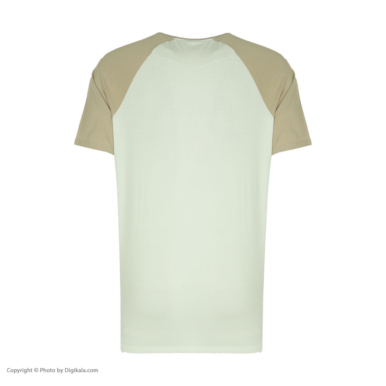 ست تی شرت و شلوارک راحتی مردانه مادر مدل 2041107-07 -  - 6