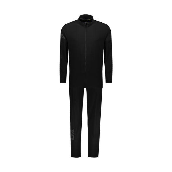 ست گرمکن و شلوار ورزشی مردانه آندر آرمور مدل 32165001BLKSET