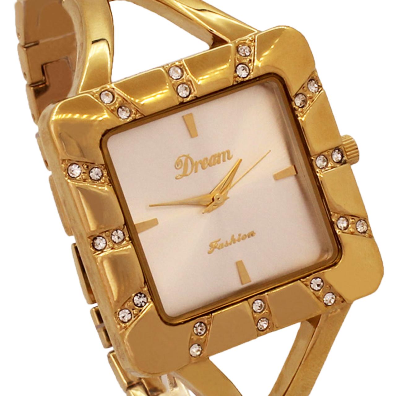 خرید و قیمت                      ساعت مچی  زنانه دریم مدل DR-0001