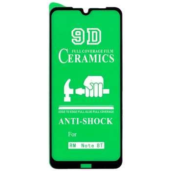 محافظ صفحه نمایش سرامیکی مدل AG مناسب برای گوشی موبایل شیائومی Redmi Note 8T
