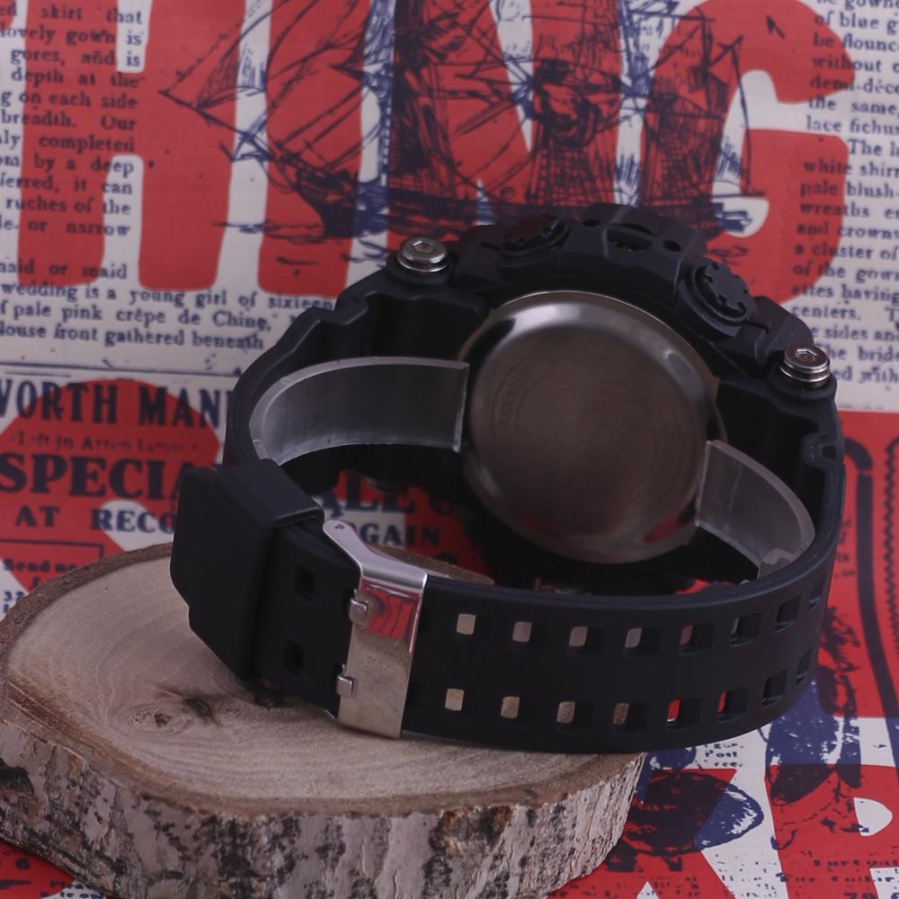 ساعت مچی عقربهای مردانه مدل G-SH 3284 -ME-TA                     غیر اصل