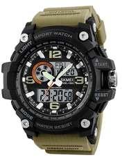 ساعت مچی عقربه ای مردانه اسکمی مدل 1283KH-NP -  - 1