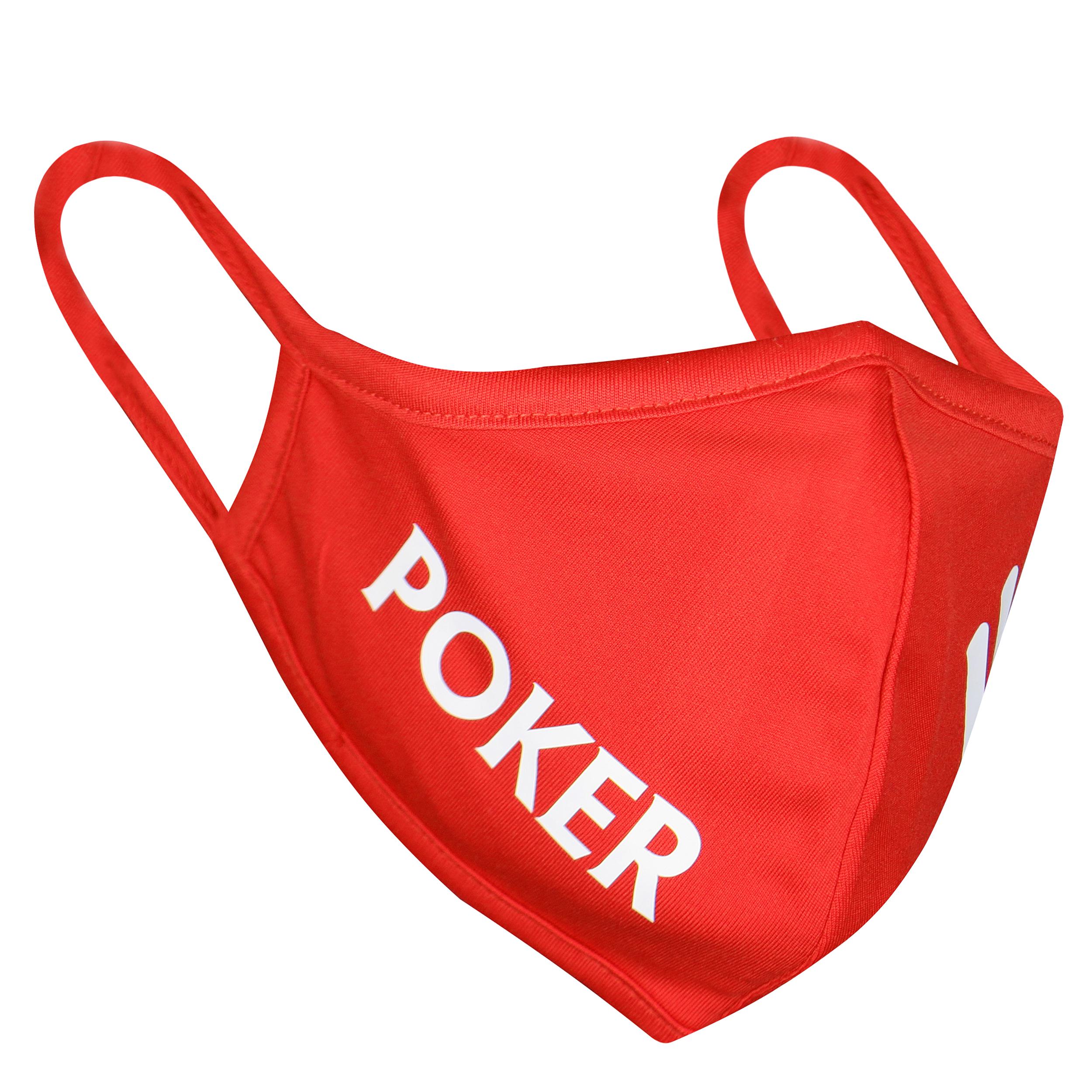 ماسک تزیینی مدل poker 4