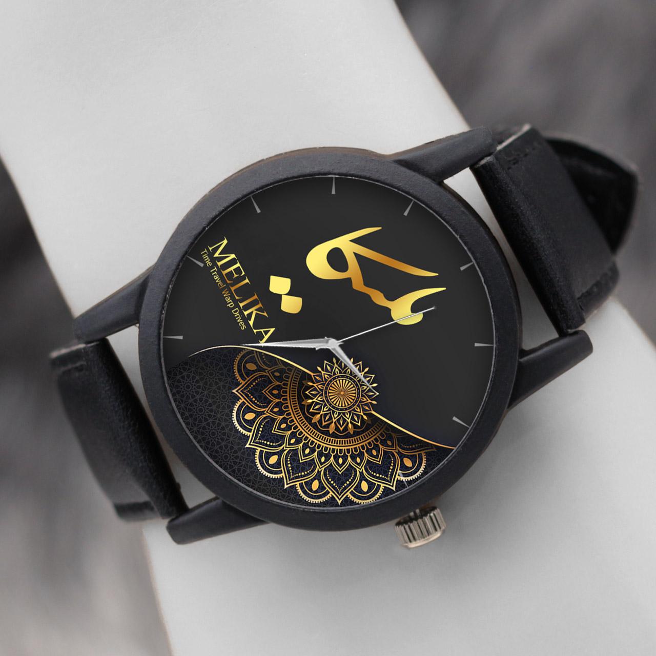 ساعت مچی عقربه ای زنانه طرح ملیکا کد LF3234              ارزان