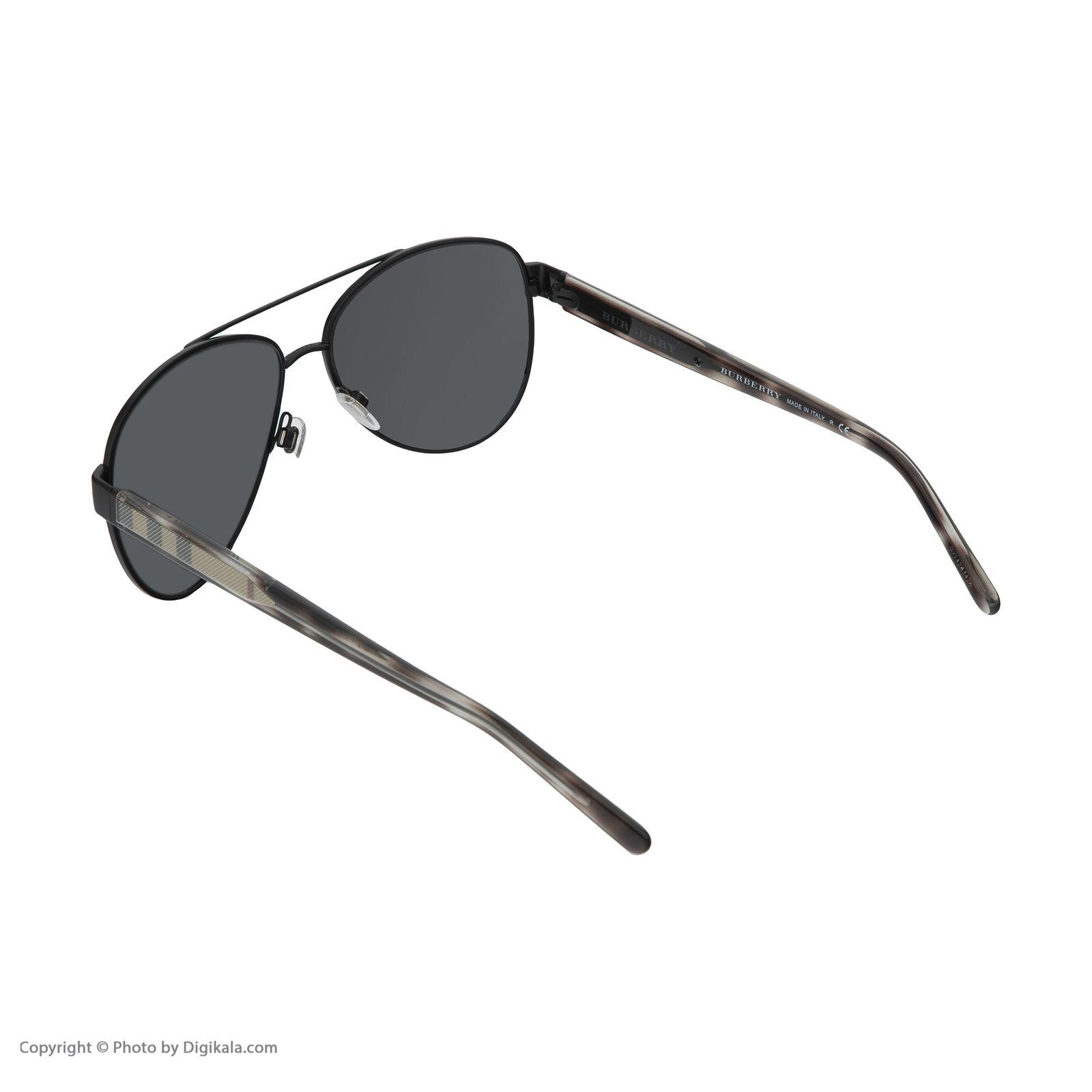 عینک آفتابی زنانه بربری مدل BE 3084S 122887 60 -  - 6