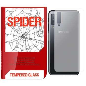 محافظ پشت گوشی اسپایدر مدل TPS-01 مناسب برای گوشی موبایل سامسونگ Galaxy A7 2018 / A750
