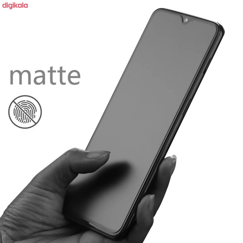 محافظ صفحه نمایش مات مدل JC-08 مناسب برای گوشی موبایل سامسونگ Galaxy A50/A50S/A30/A30S main 1 2