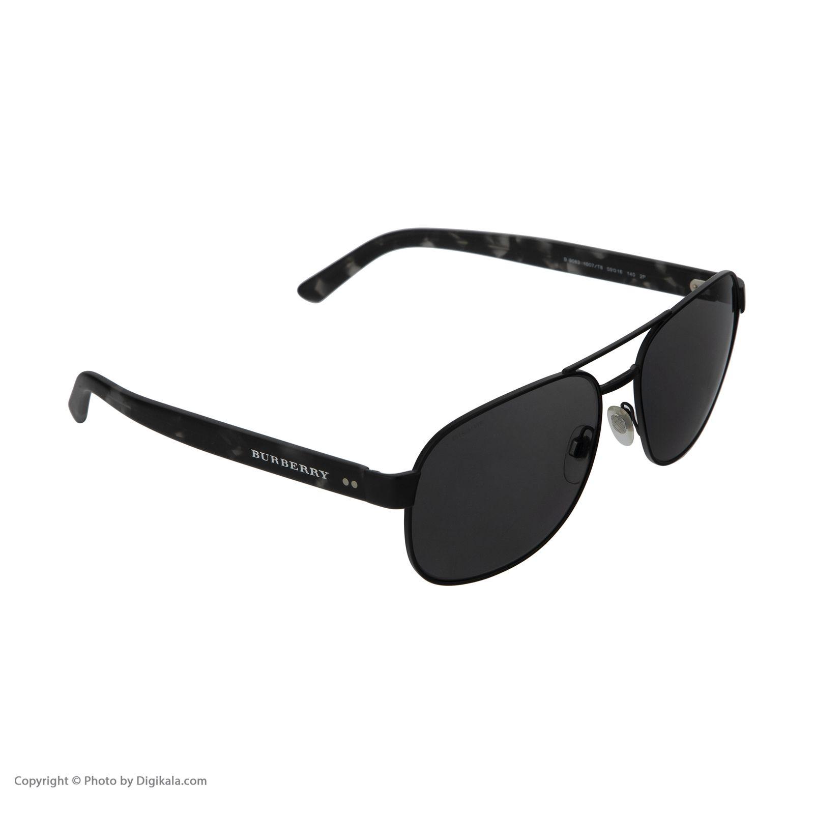عینک آفتابی زنانه بربری مدل BE 3083S 1007T8 59 -  - 4