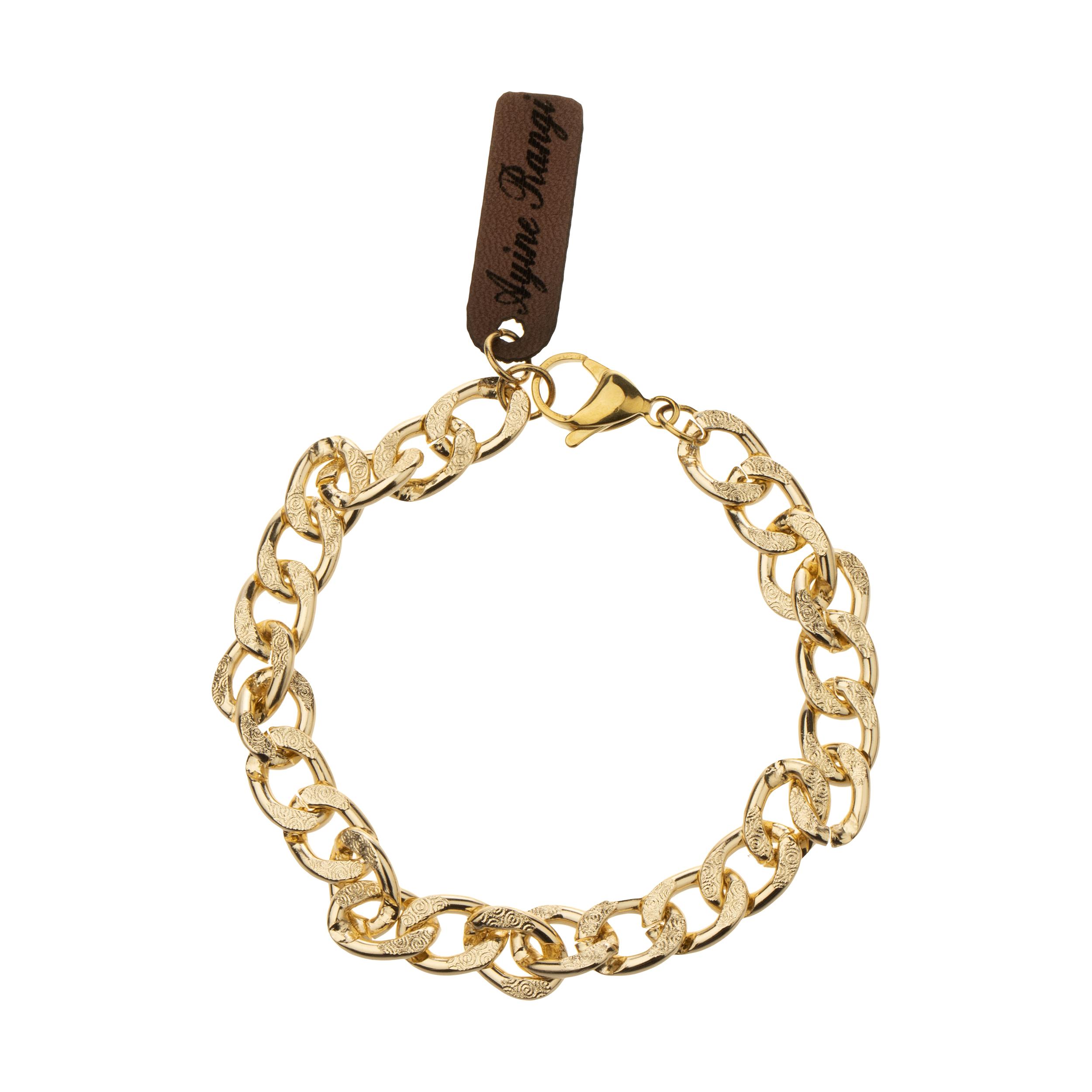 دستبند زنانه آیینه رنگی کد KR001