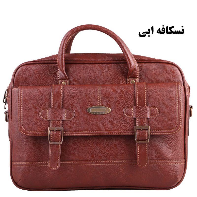 کیف چرم ما مدل SM-2 مجموعه 2 عددی -  - 16