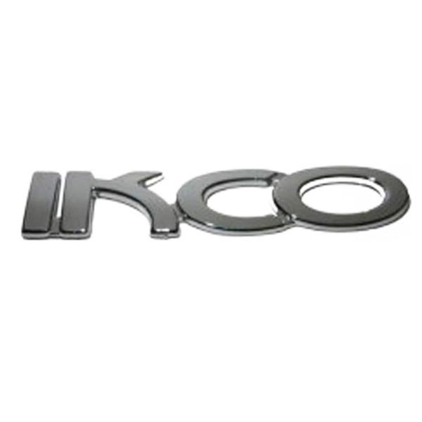 آرم عقب خودرو بیلگین طرح سمند مدل 15IKCO