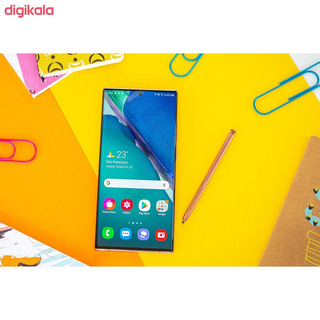 گوشی موبایل سامسونگ مدل Galaxy Note20 Ultra 5G SM-N986 دو سیم کارت ظرفیت 256 گیگابایت main 1 12