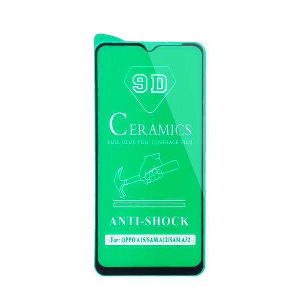 محافظ صفحه نمایش سرامیکی مدل FLCRG01pl مناسب برای گوشی موبایل سامسونگ Galaxy A12
