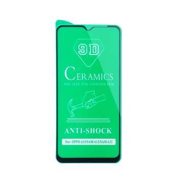 محافظ صفحه نمایش سرامیکی مدل FLCRG01st مناسب برای گوشی موبایل سامسونگ Galaxy A12