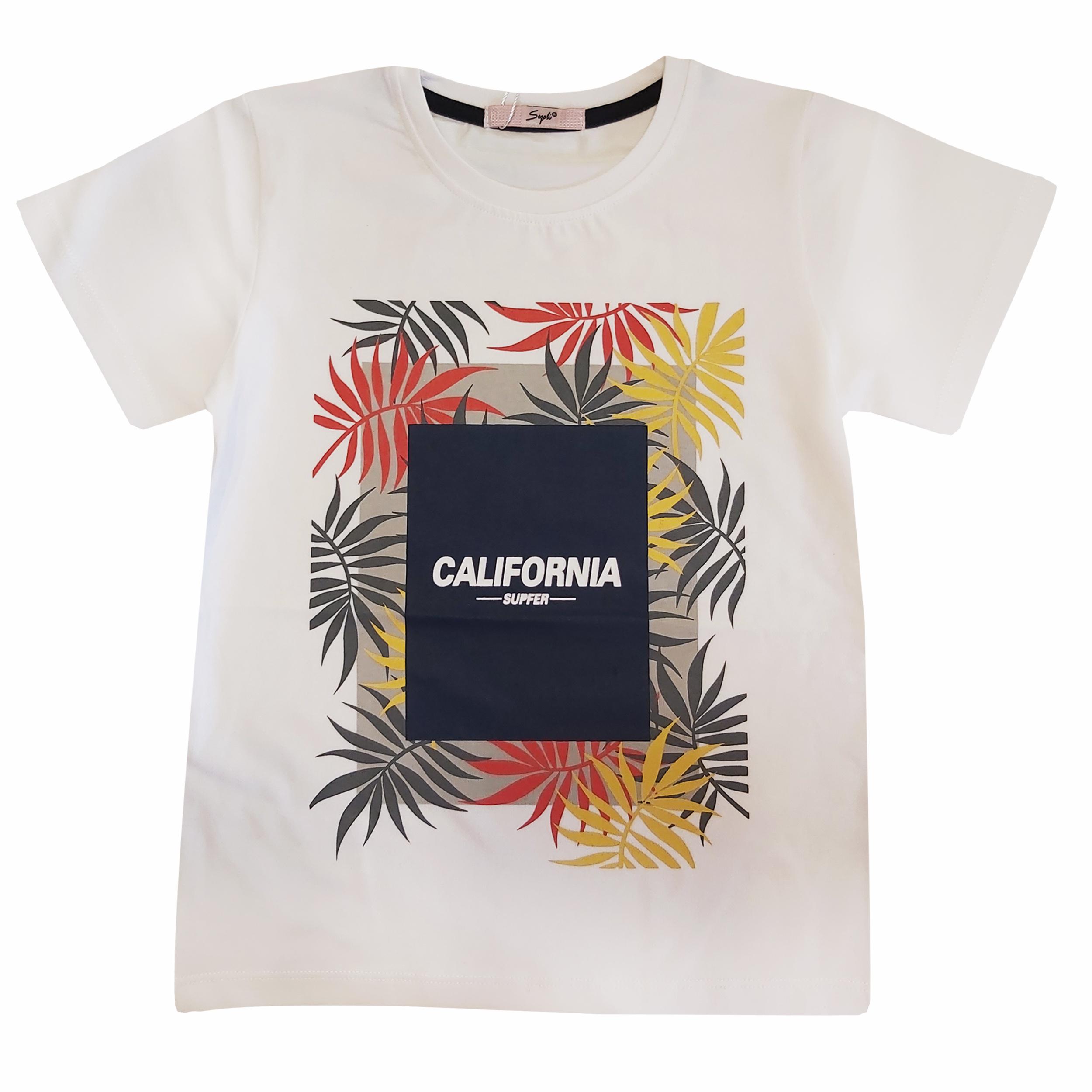 تیشرت بچگانه سوگلی مدل California