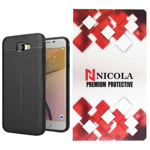 کاور نیکلا مدل N_ATO مناسب برای گوشی موبایل سامسونگ Galaxy J7 Prime