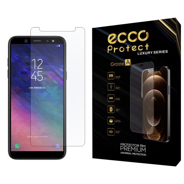 محافظ صفحه نمایش ساده اکو پروتکت مدل SADE مناسب برای گوشی موبایل سامسونگ A6 2018
