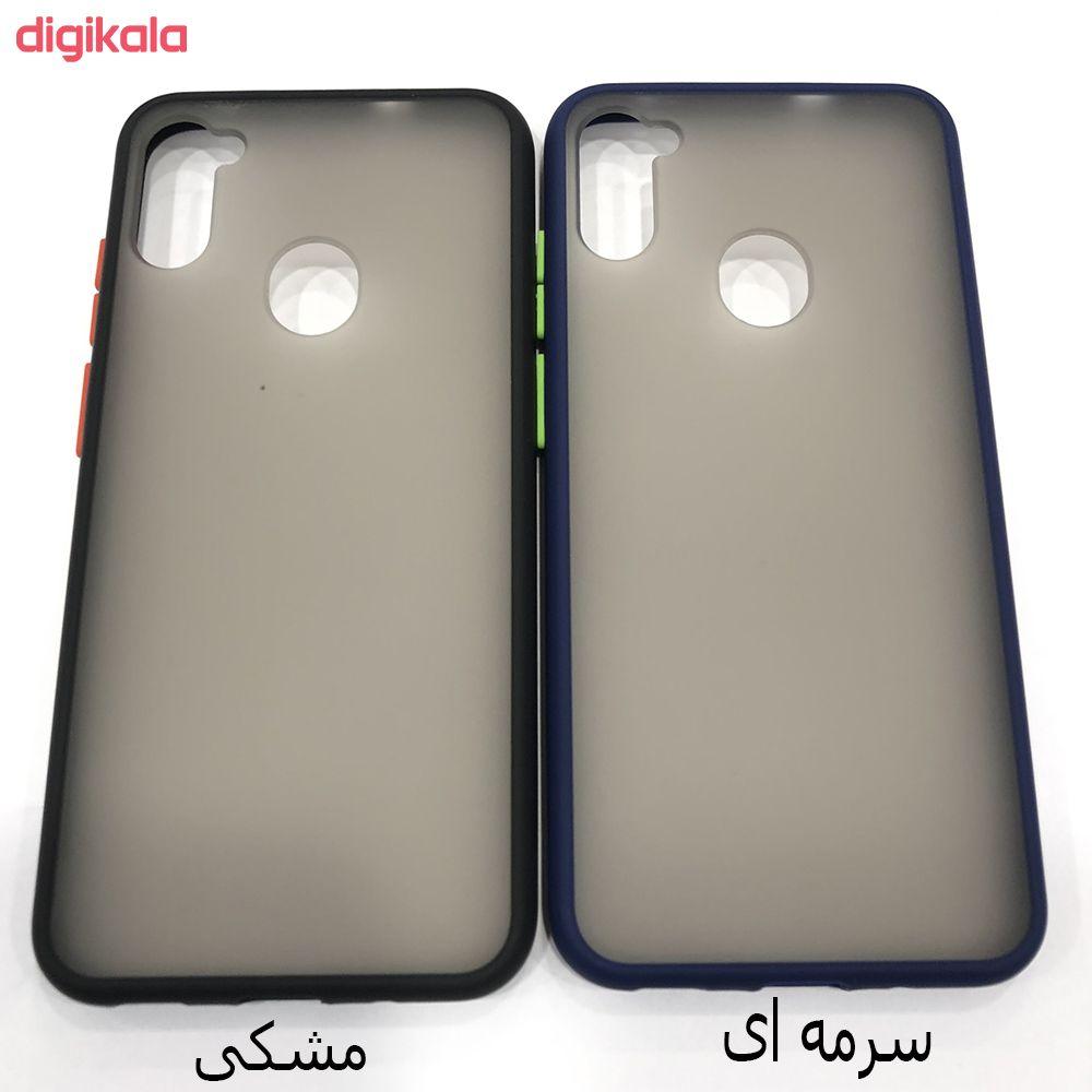 کاور مدل ME-001 مناسب برای گوشی موبایل سامسونگ Galaxy A11 main 1 2