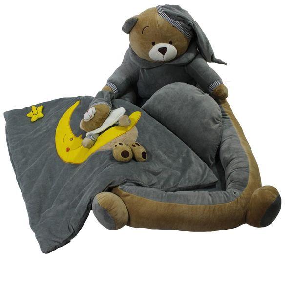 سرویس خواب 3 تکه کودک طرح خرس