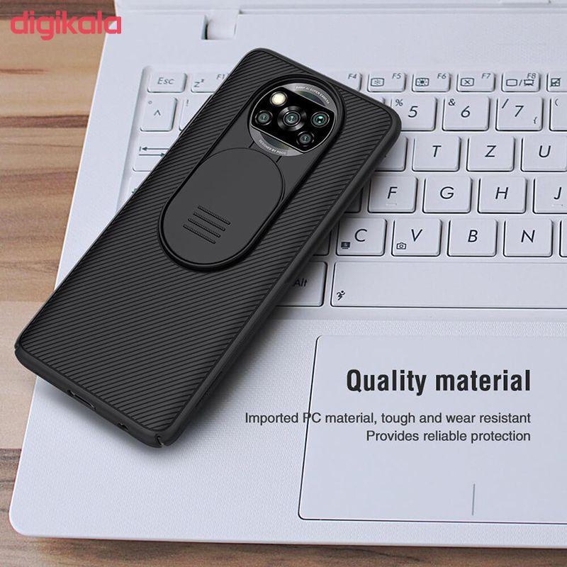 کاور نیلکین مدل Camshield مناسب برای گوشی موبایل شیائومی POCO X3 NFC main 1 8