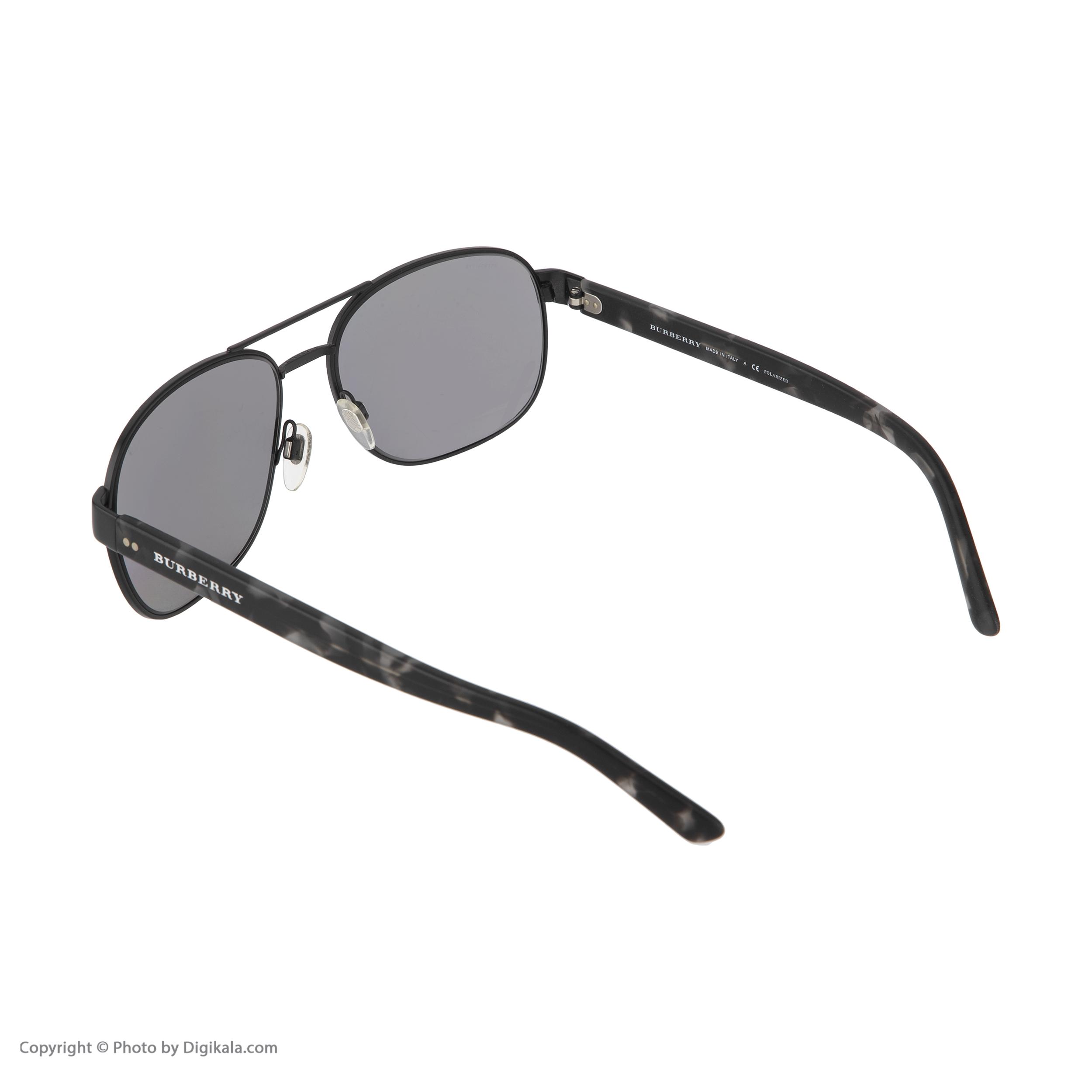 عینک آفتابی زنانه بربری مدل BE 3083S 1007T8 59 -  - 5