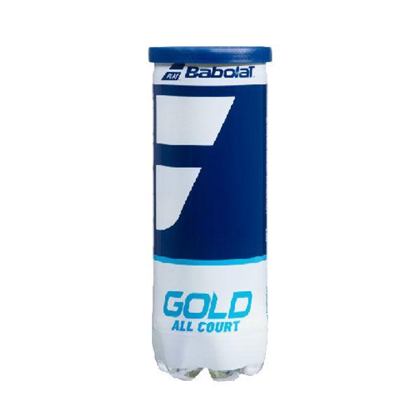 توپ تنیس بابولات مدل GOLD ALL COURT
