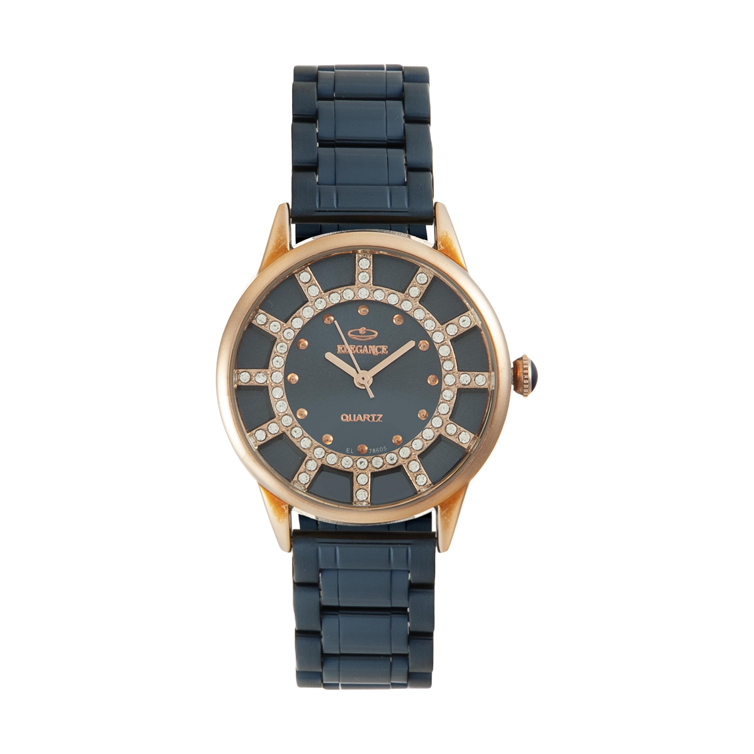 ساعت مچی عقربه ای زنانه الگانس مدل EL 78605