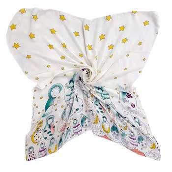 روسری دخترانه مدل 5060