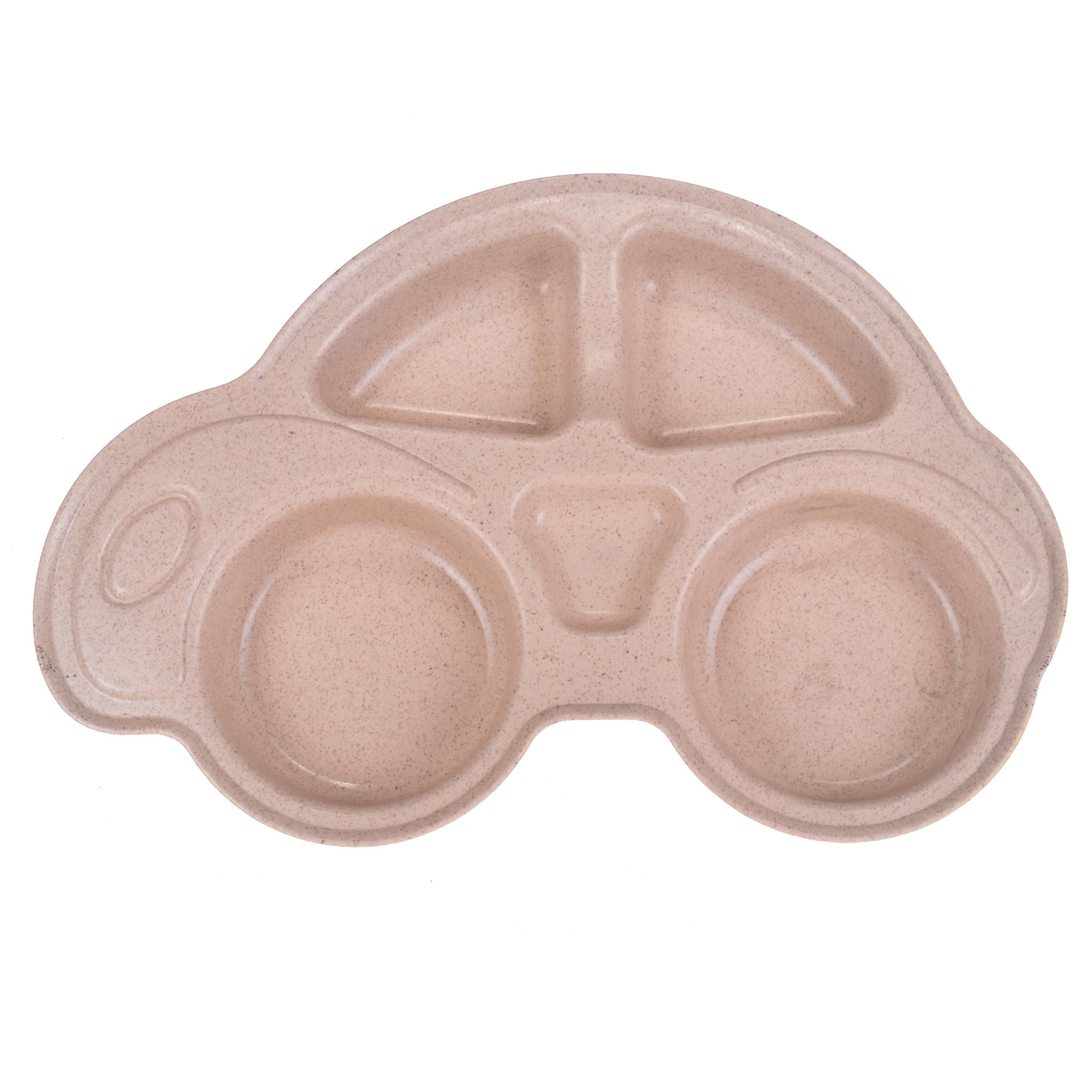 ظرف غذا کودک مدل Car