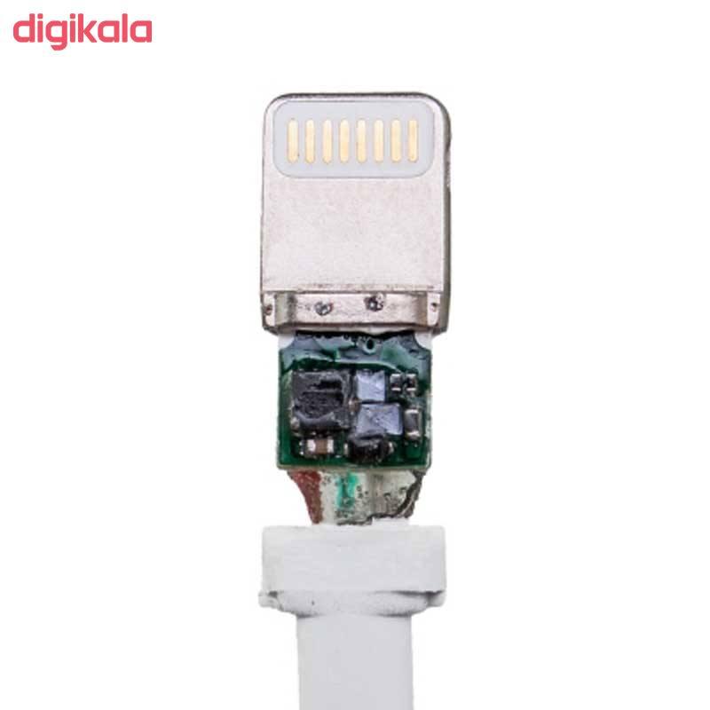 کابل تبدیل USB به لایتنینگ مدل MD818FE/A طول 1 متر   main 1 7