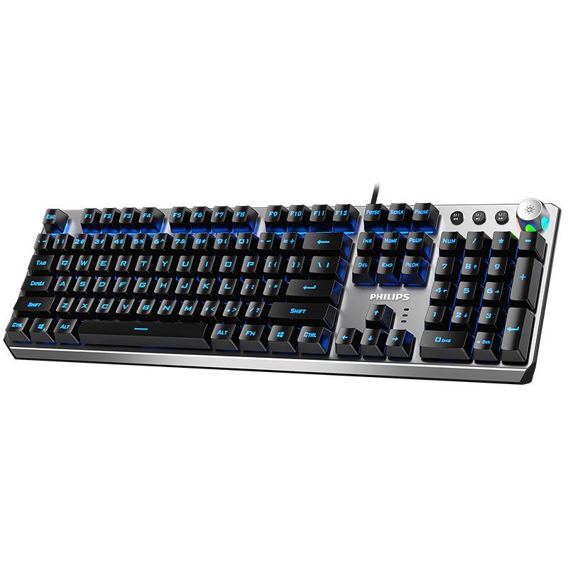 کیبورد مخصوص بازی فیلیپس مدل SPK8405/93 RGB