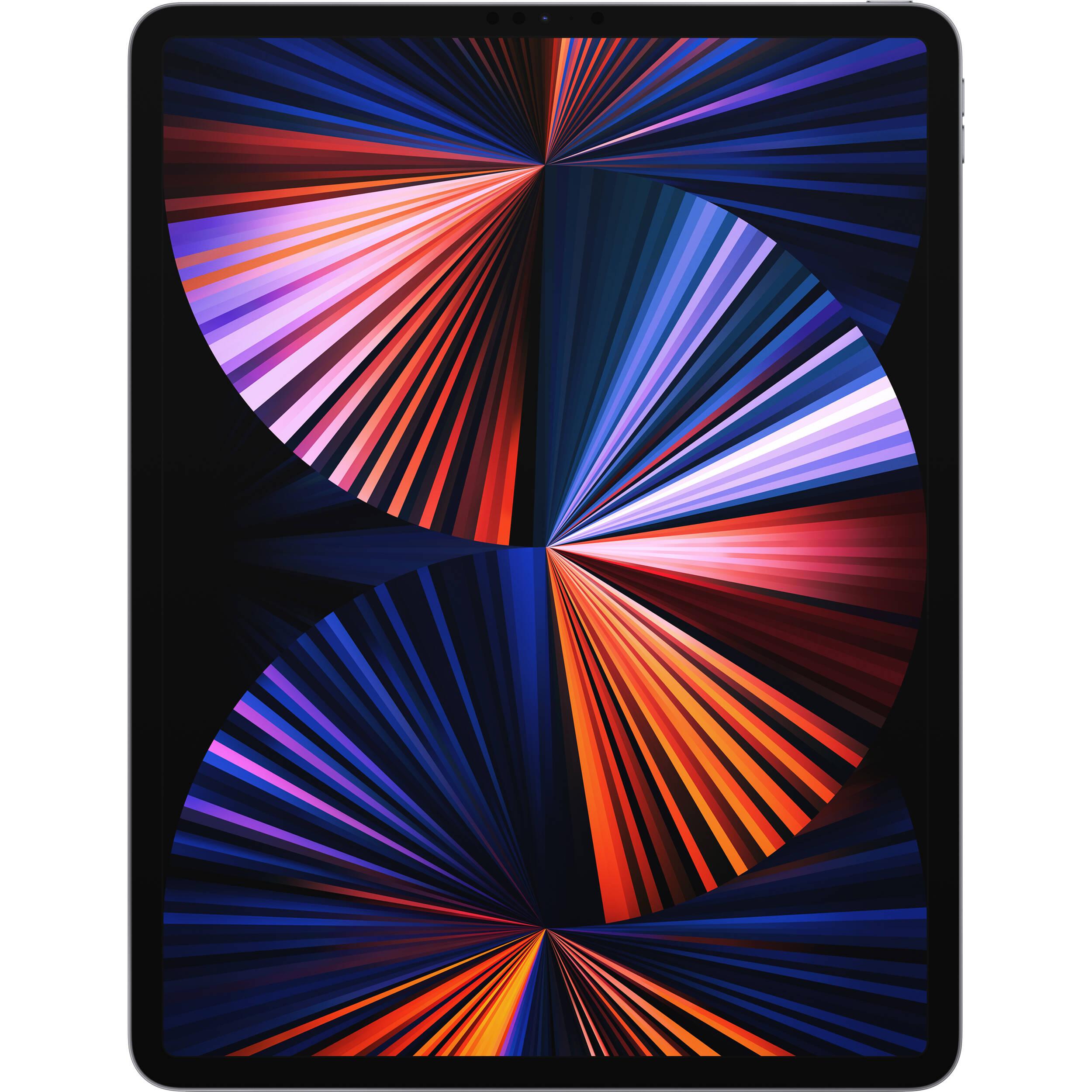 تبلت اپل مدل iPad Pro 12.9 inch 2021 WiFi ظرفیت 512 گیگابایت