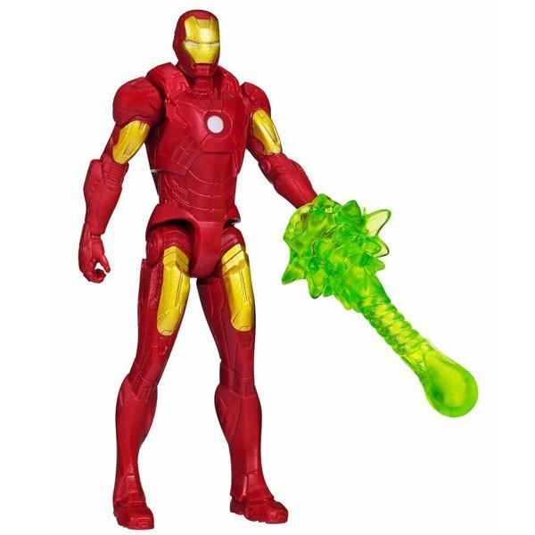 اکشن فیگور هاسبرو مدل Shatterblaster Iron Man