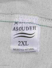 ست تی شرت و شلوار مردانه آسوده کد 0240 رنگ مشکی -  - 6