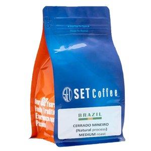 دانه قهوه برزیل سرادو قهوه ست - 250 گرم