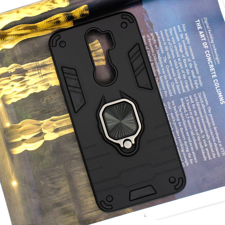 کاور کینگ پاور مدل ASH22 مناسب برای گوشی موبایل شیائومی Redmi Note 8 Pro thumb 2 9