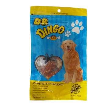 غذای تشویقی سگ دکتر دینگو مدل ران مرغ وزن 100 گرم