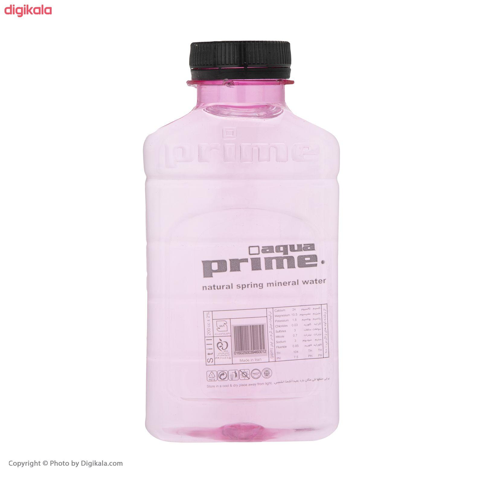 آب معدنی آکوا پرایم - 200 میلی لیتر بسته 18 عددی main 1 6