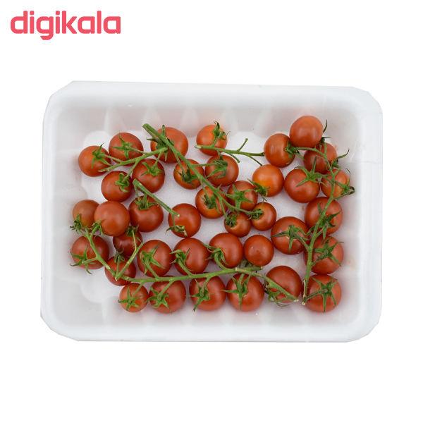 گوجه فرنگی خوشه ای درجه یک - 350 گرم main 1 1