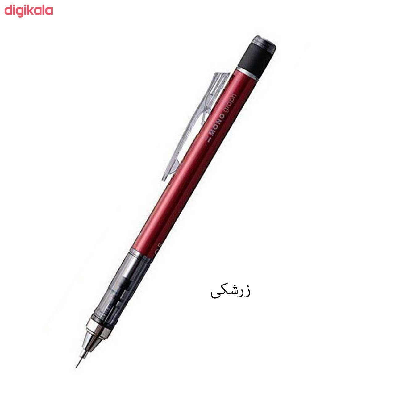 مداد نوکی 0.5 میلی متری تومبو مدل MONO GRAPPH main 1 11