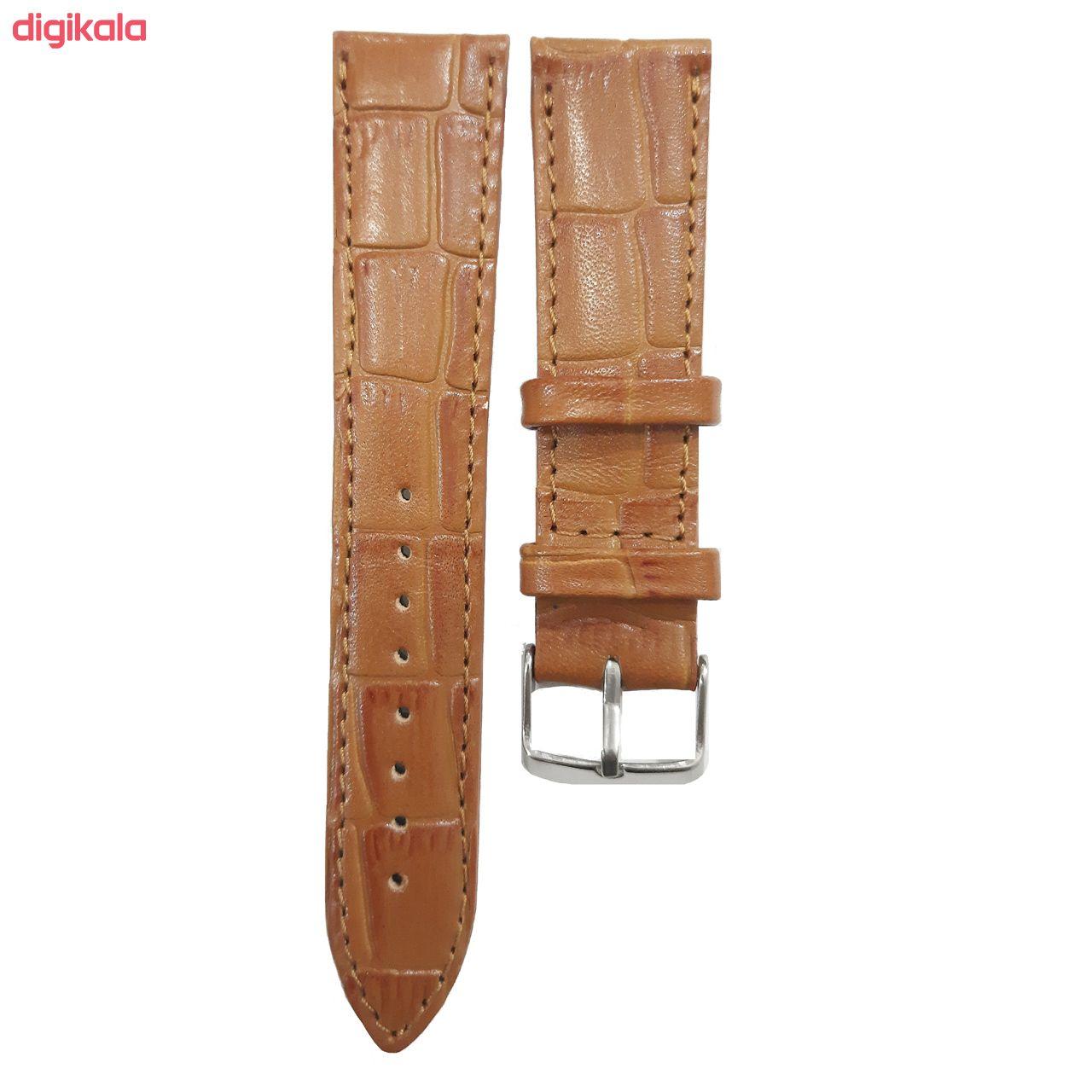 بند مدل WA 01 مناسب برای ساعت هوشمند سامسونگ Gear S2/Gear Sport/ Galaxy Watch 42mm main 1 4
