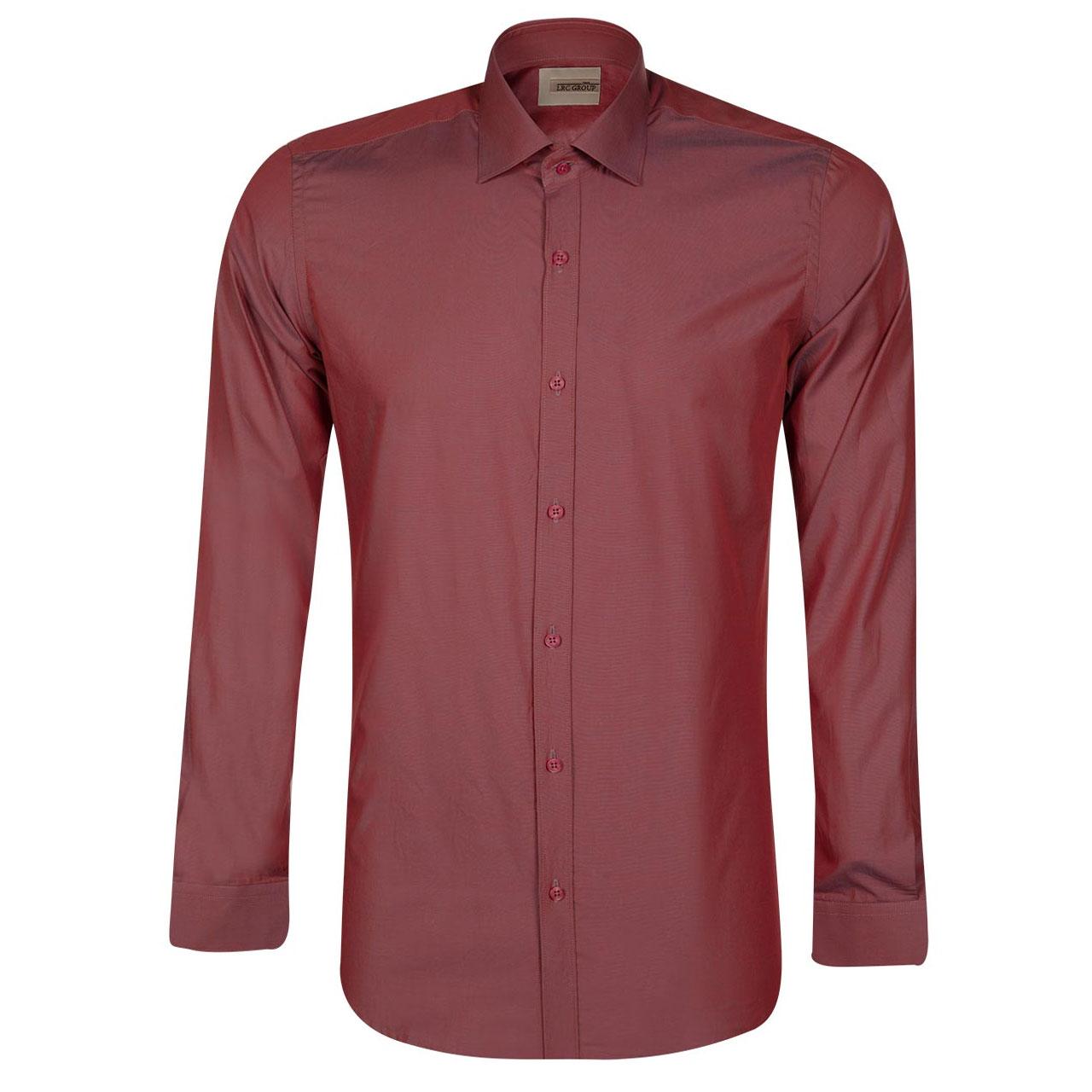 پیراهن آستین بلند مردانه ال آر سی مدل E3790