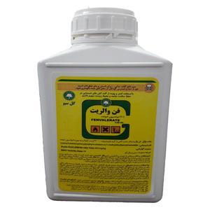 حشره کش فن والریت گل سم مدل 20% امولسیون شونده حجم 1 لیتر