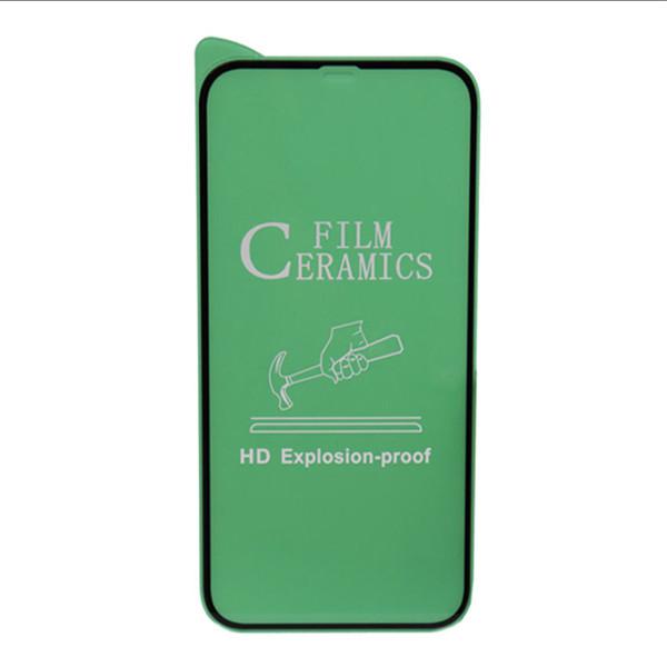 محافظ صفحه نمایش سرامیکی مدل C-CLEAR مناسب برای گوشی موبایل اپل iPhone 11 Pro