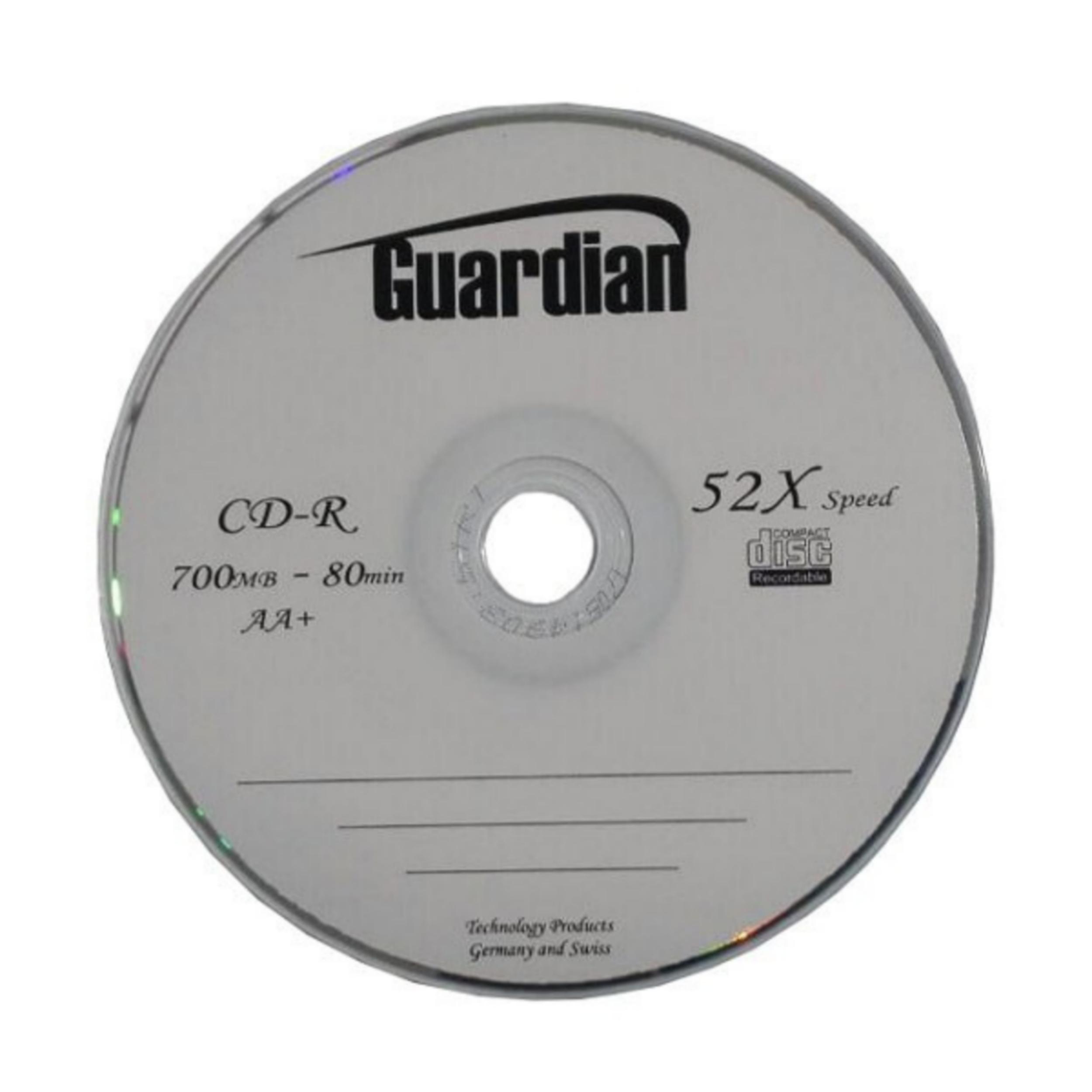 سی دی خام گاردین مدل G2 بسته دو عددی
