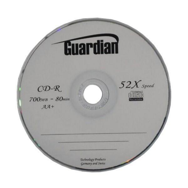 سی دی خام گاردین مدل G5 بسته 5 عددی