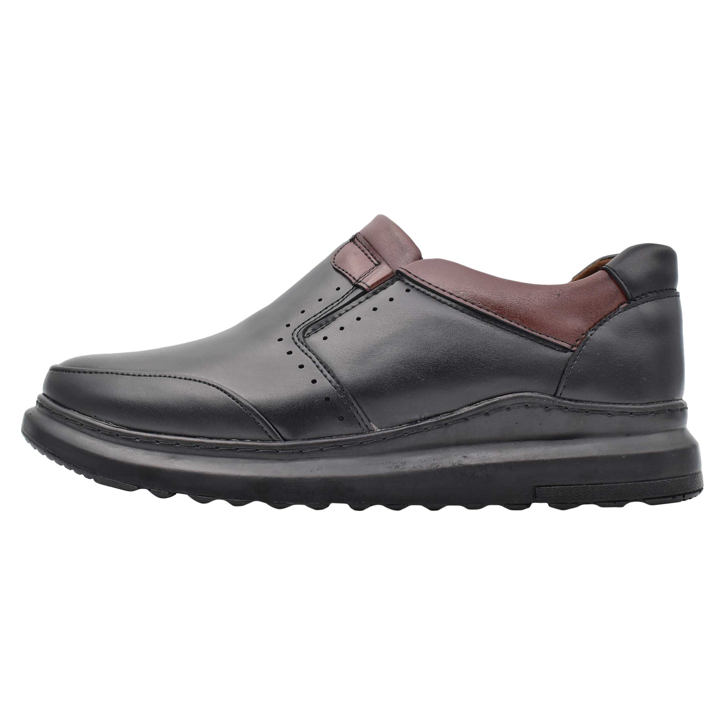 کفش روزمره مردانه مدل رویان کد 7526